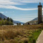 Glenfinnan Monument in groß
