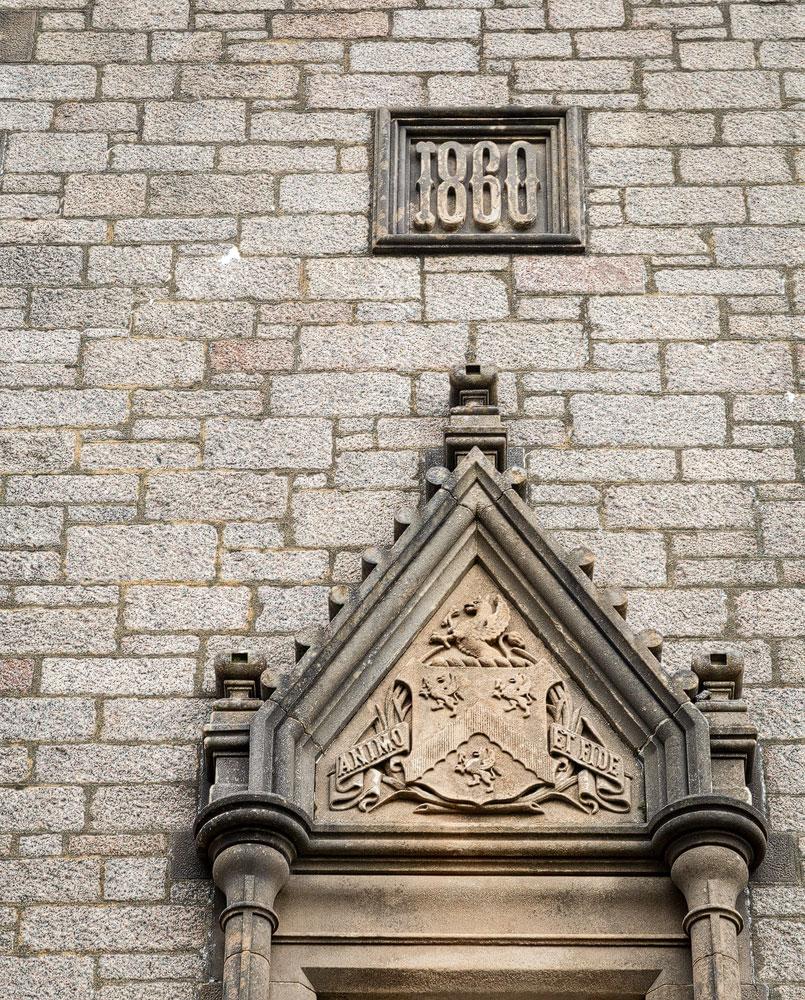 Wappen der Castle