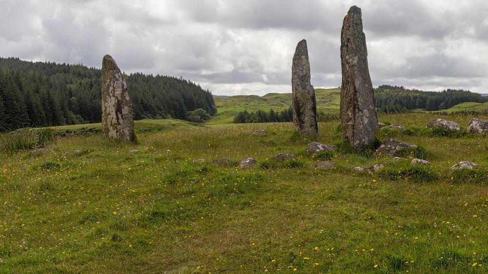Standing Stones of Dervaig