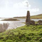 Blick auf Loch Finlaggan