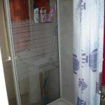 Dusche im Glenfinnan Sleeping Car