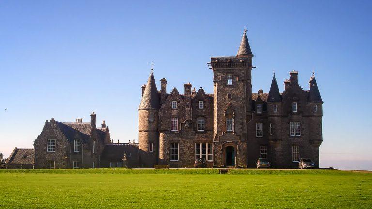glengorm castle mull