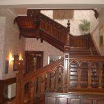 glengorm castle treppe