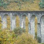 Glenfinnan Viadukt Westseite