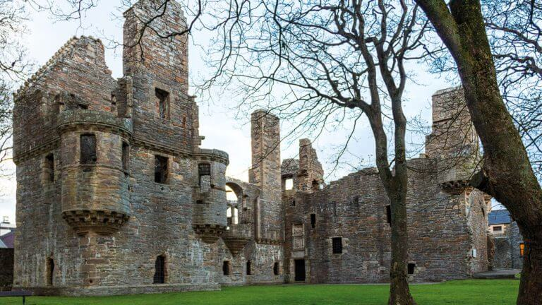 Earls Palace Kirkwall