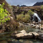 Die Fairy Pools im Coire na Criche