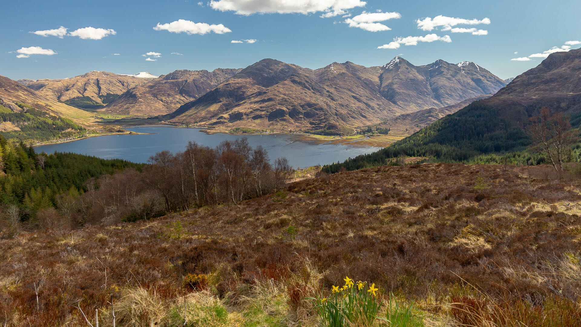 Die Five Sisters of Kintail