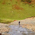 Talisker Bay Fluss
