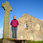 Kilchoman Cross vor der Kirche