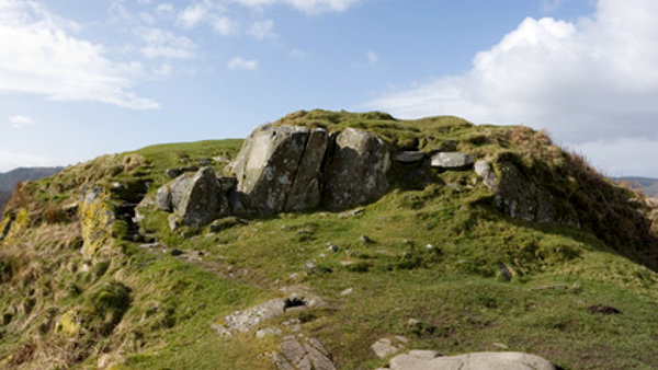 Dunadd Hill Fort, Zentrum Dalriadas