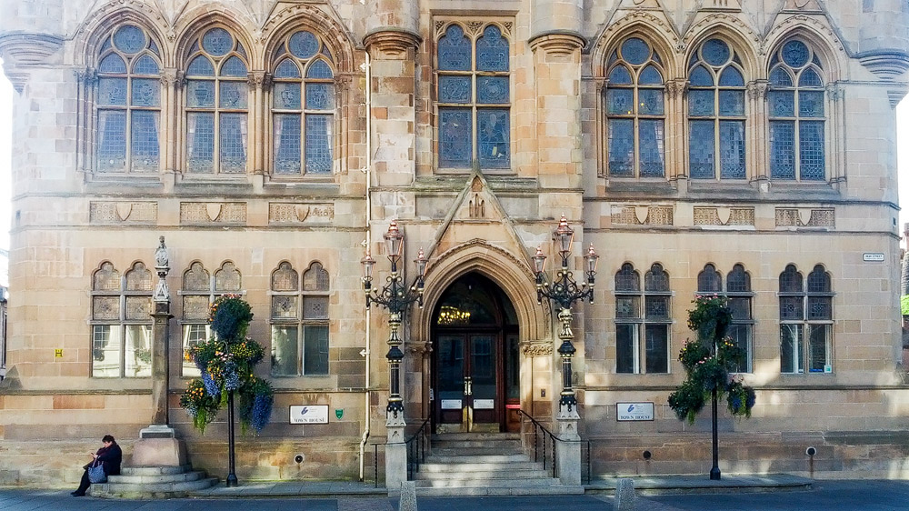 Inverness Rathaus