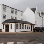 Das Royal Hotel in Portree