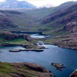 Loch Coruisk und Loch Scavaig