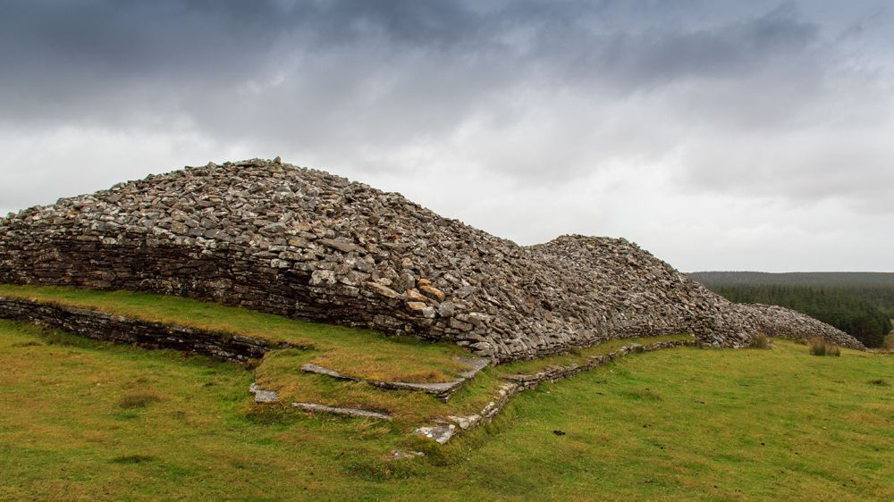 Image result for Grey Cairns of Camster