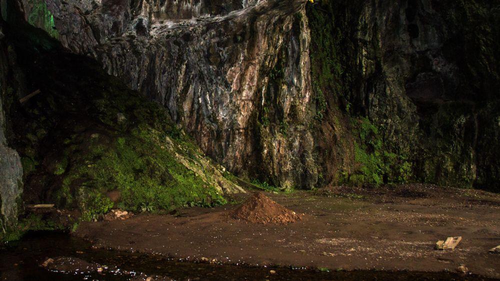 Smoo Cave Wand