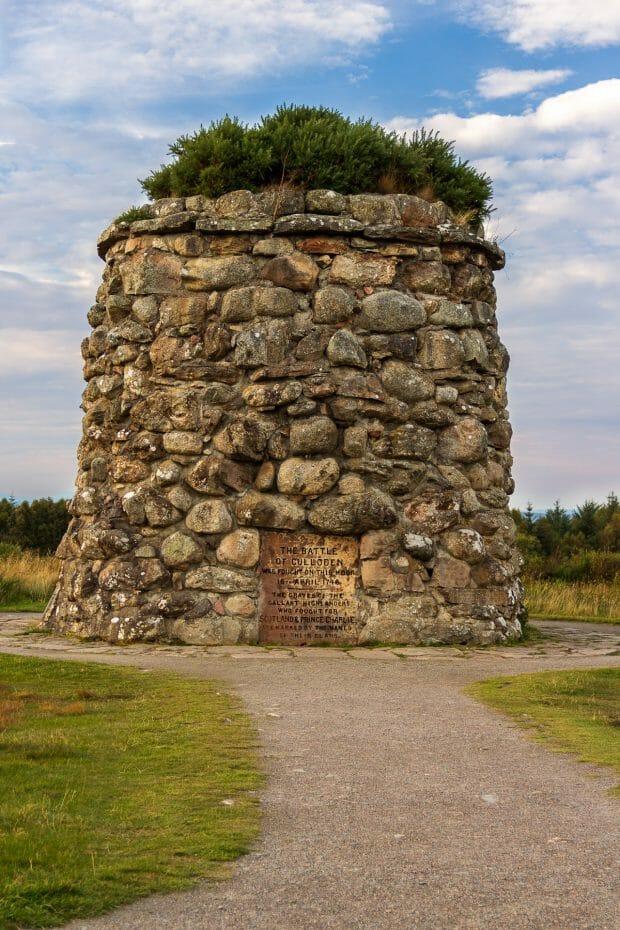 Culloden-Denkmal