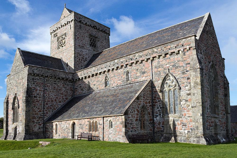 Iona-Abbey-Seite