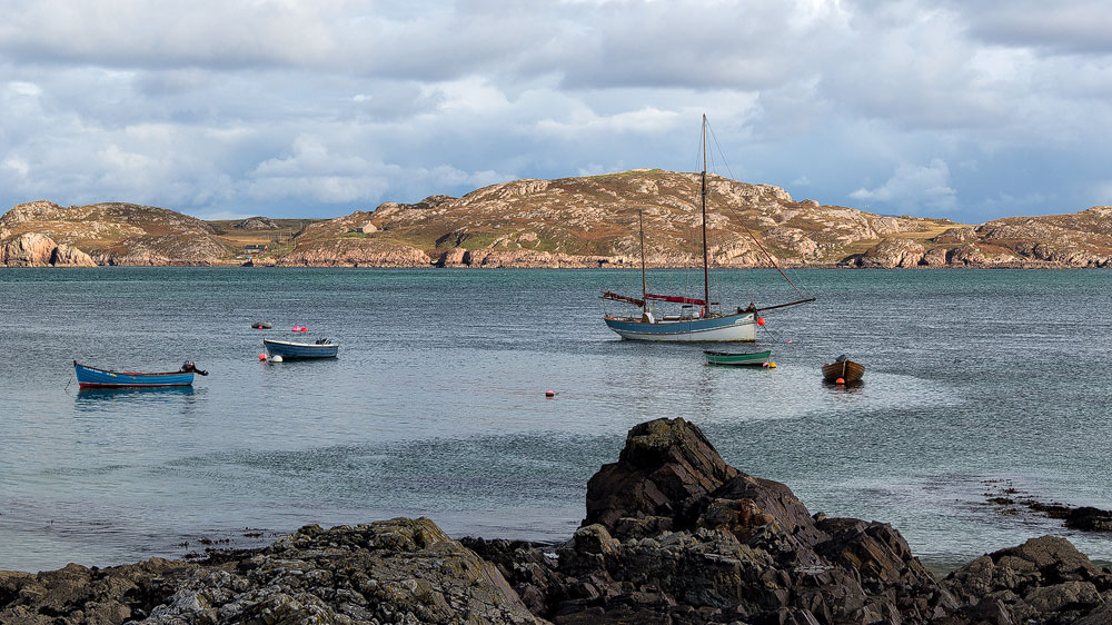 Iona-Boote