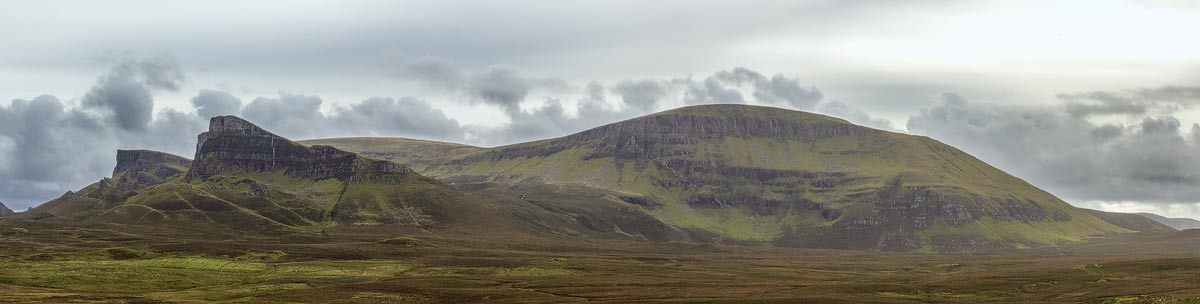 Der Trotternish Ridge