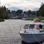 Ausfahrt zu Loch Ness