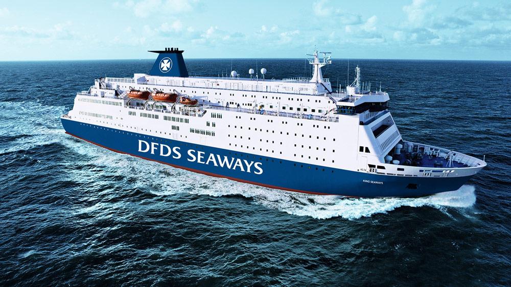 King-Seaways @ DFDS Seaways