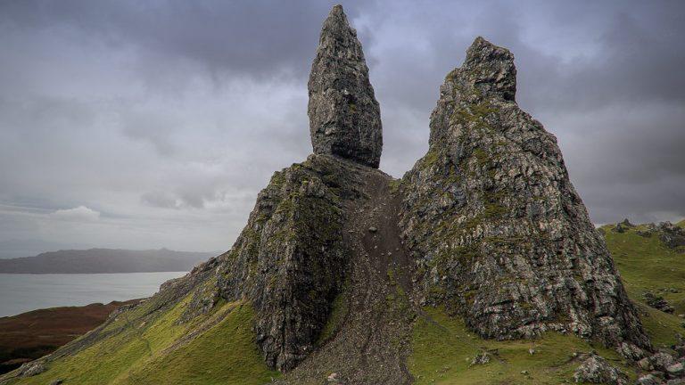 Der Old Man of Storr auf Skye