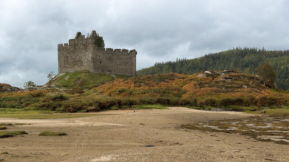 Tioram Castle