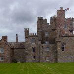 Seite der Castle of Mey