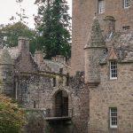 Cawdor Castle Zugbruecke