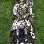 Kilmuir Friedhof Grabplatte
