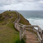 Der Steg zum Sango Sands Viewpoint