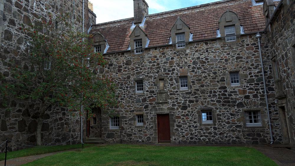 Duart Castle Hof