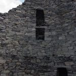 Dun Carloway Broch von innen