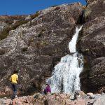 Glen Coe Wasserfall