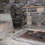 Skara Brae Nachbau innen