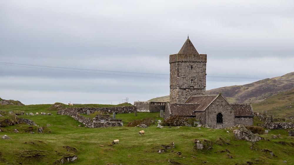 St Clement's Church und Umgebung