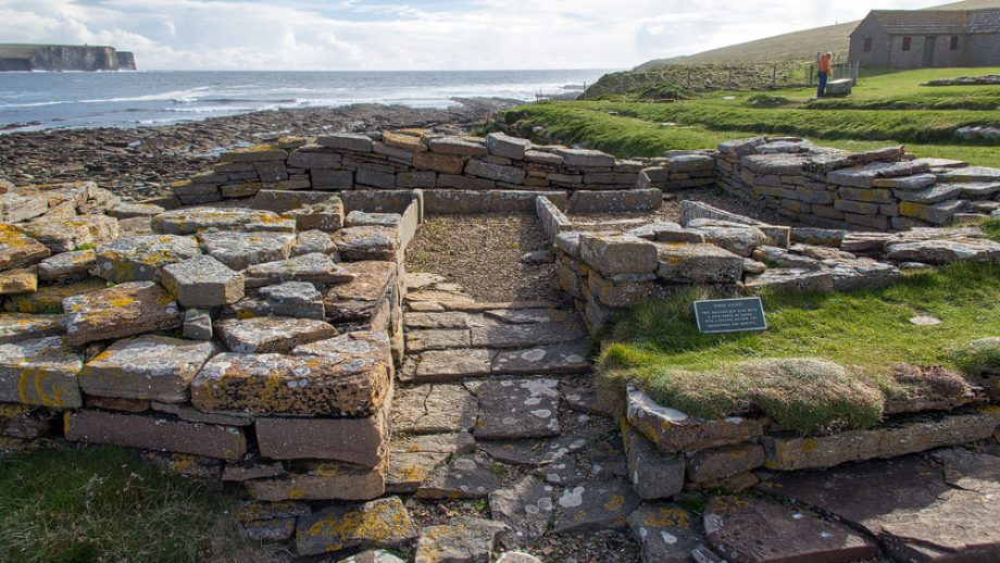 Brough of Birsay Sauna