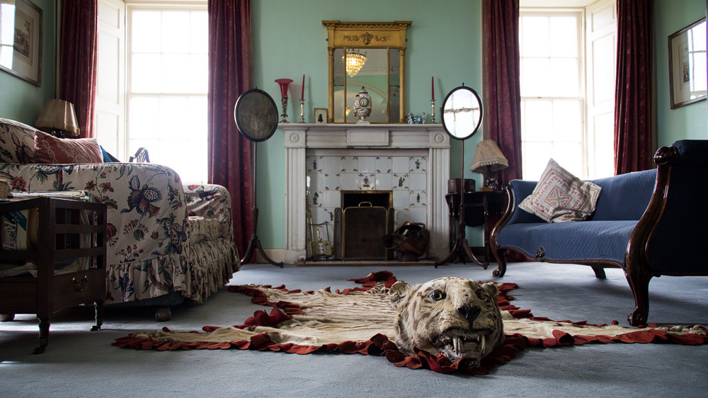 skaill house ein haus voller erinnerungen auf den orkneys. Black Bedroom Furniture Sets. Home Design Ideas