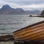 Elgol Ruderboot