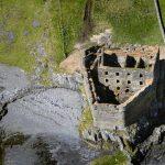 Mingary Castle aus der Luft - Foto: Jon Haylet, Mingary Castle Preservation and Restoration Trust