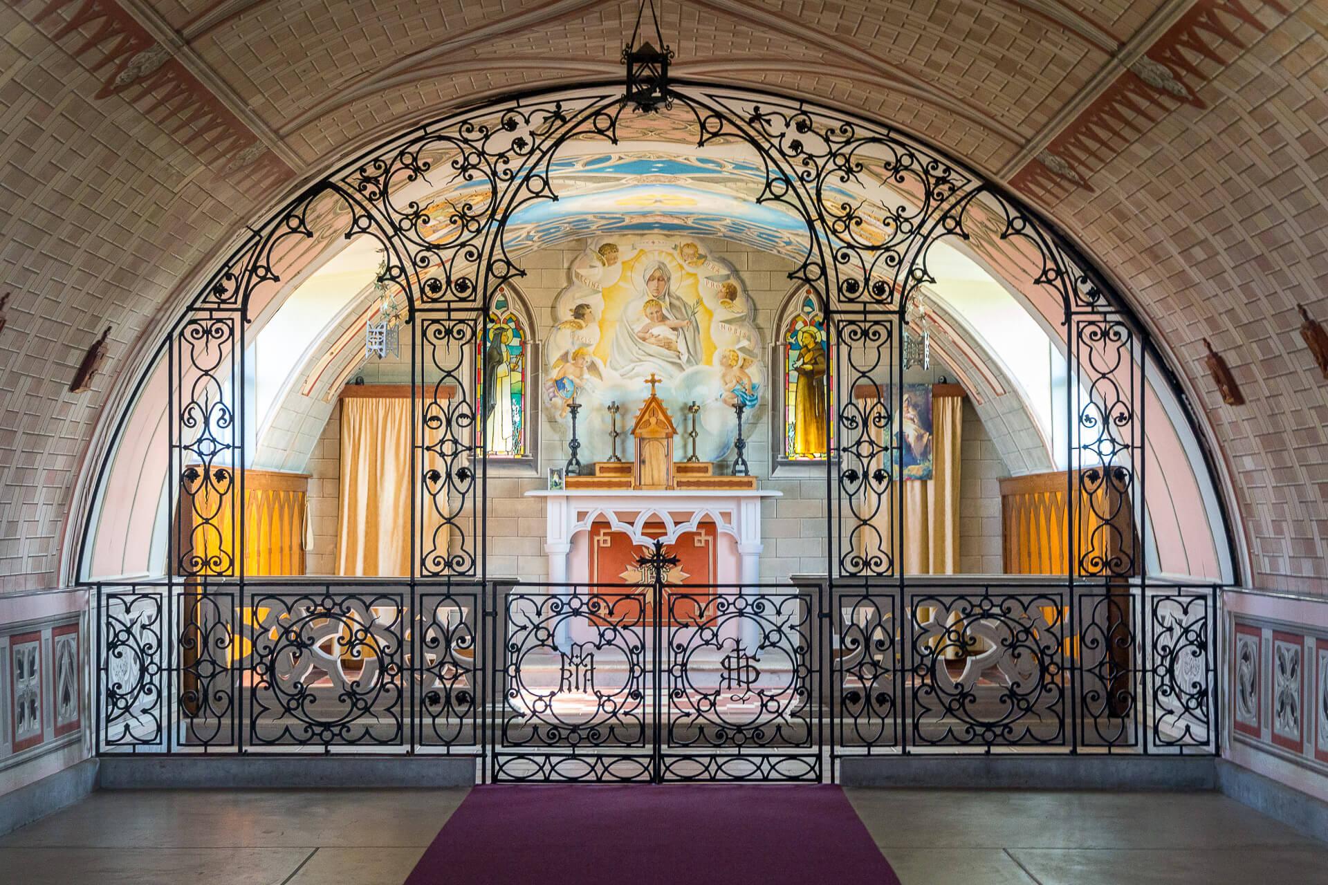 Italian Chapel Altar
