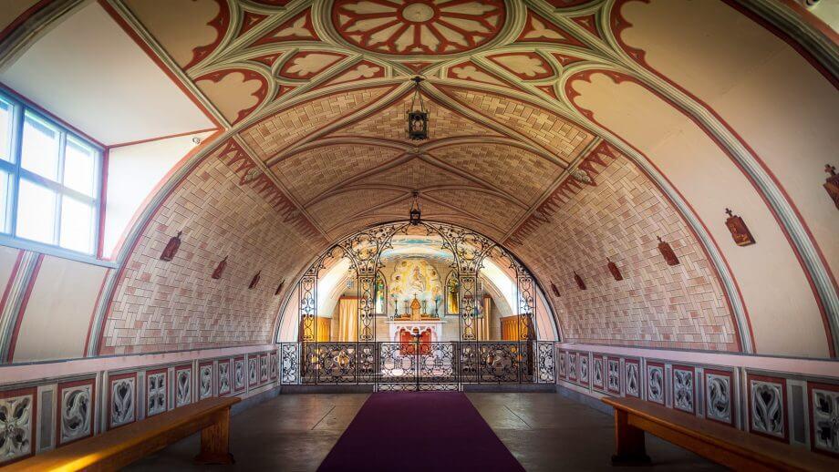 Italian Chapel Innenraum