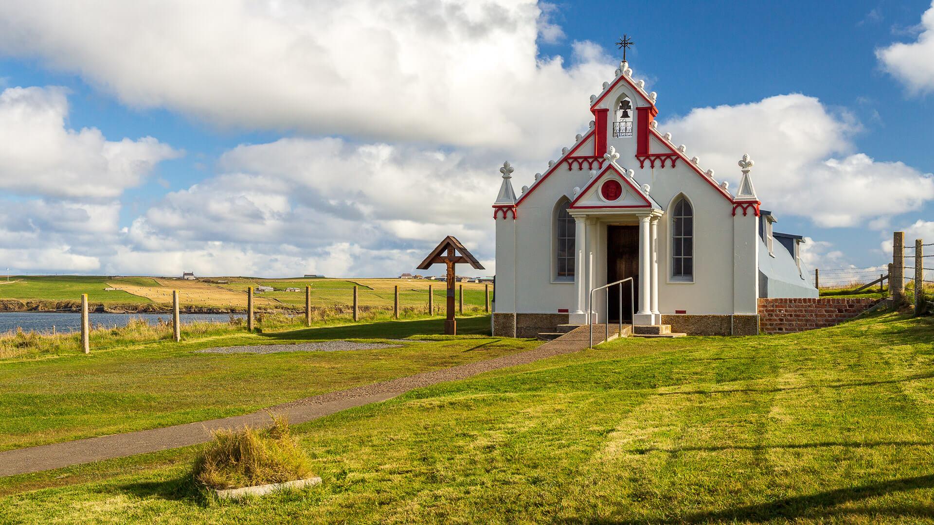 Italian Chapel Orkney