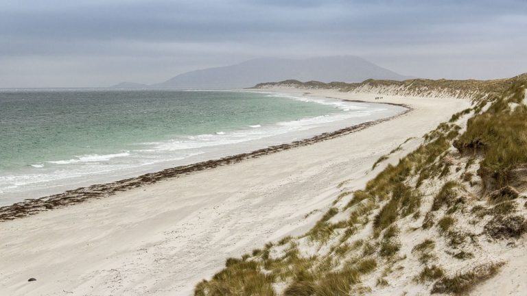 Berneray Strand