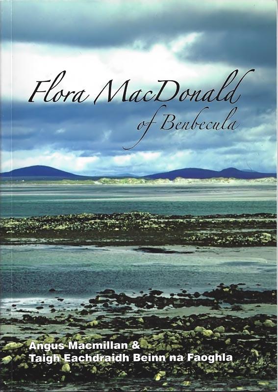 """Buchtitel """"Flora MacDonald of Benbecula"""""""