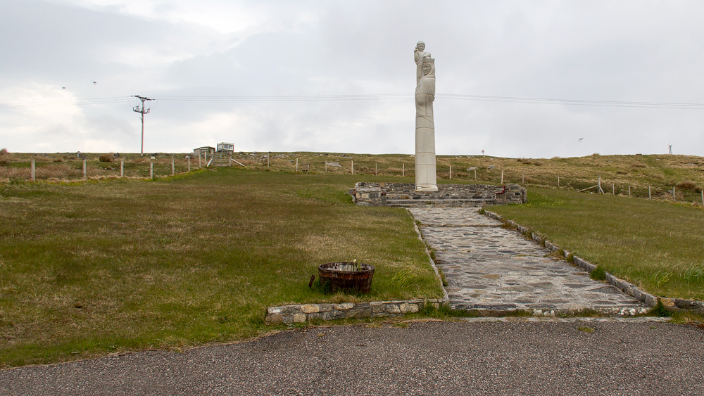 Lady of the Isles Fußweg