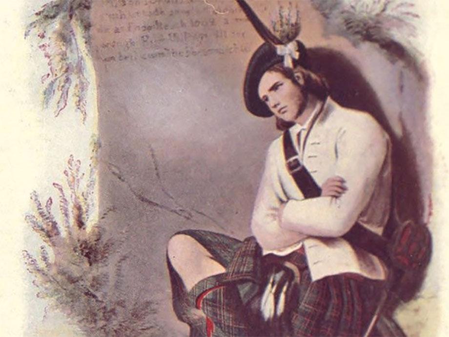 Clansman MacDonald of Glencoe