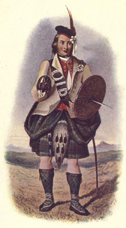 Clanranald Man