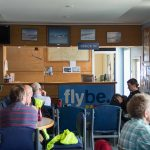 Check In Barra Airport
