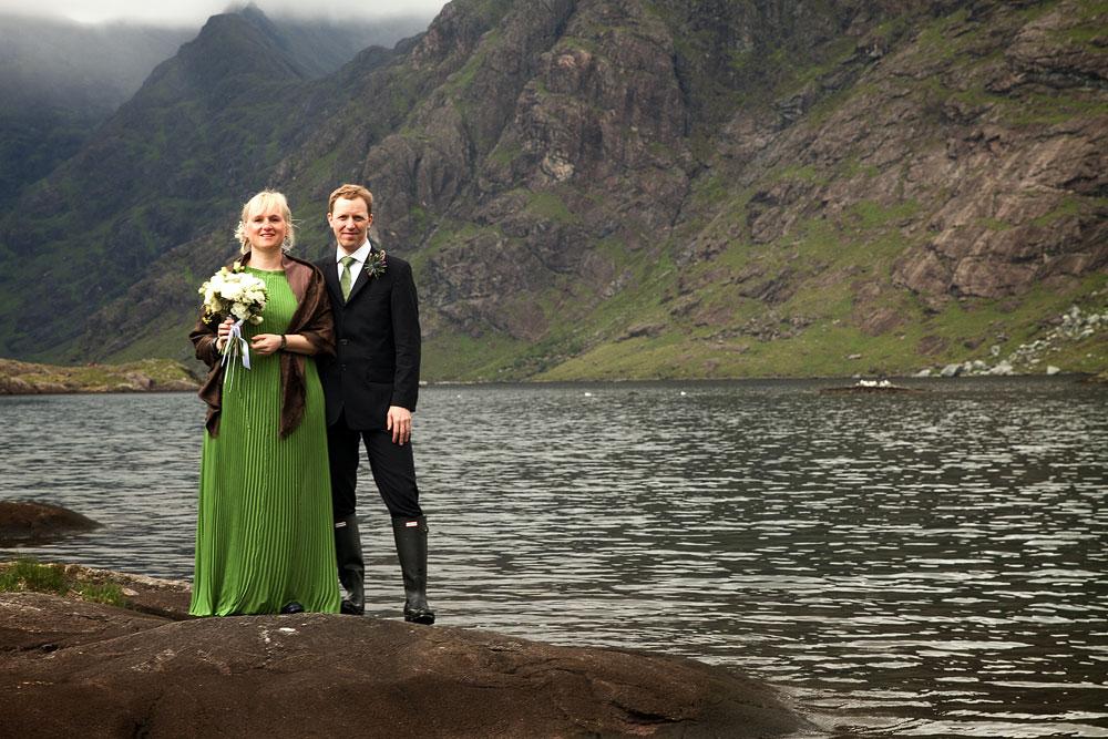 Unsere Highland Hochzeit In Bildern